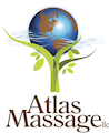 Atlas Massage logo